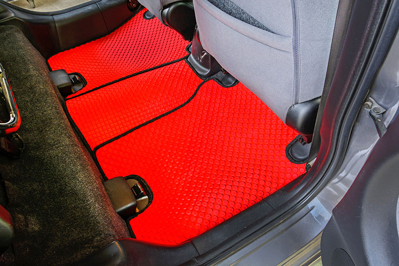 Car Mats SDT Carpet Binding Paisley